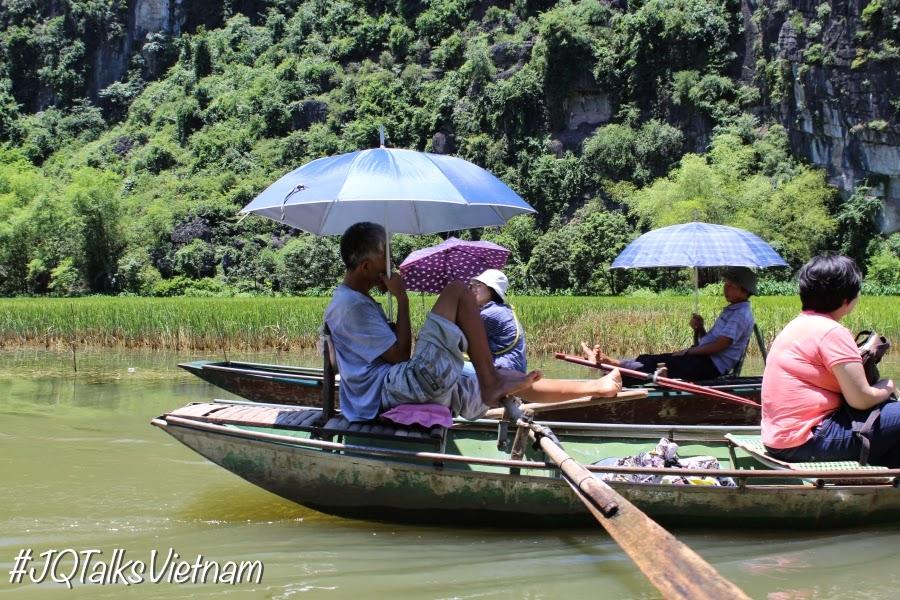 Tam Coc Wharf, Ninh Binh