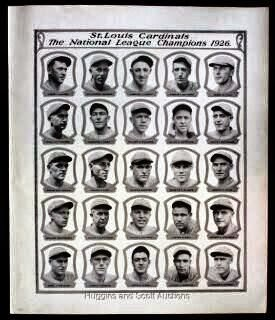 1926 Cardinals