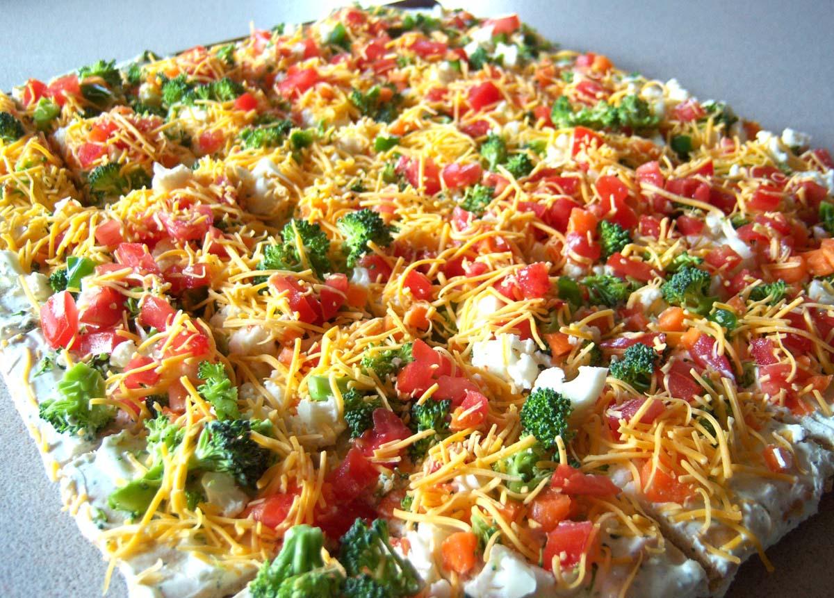 Veggie pizza images