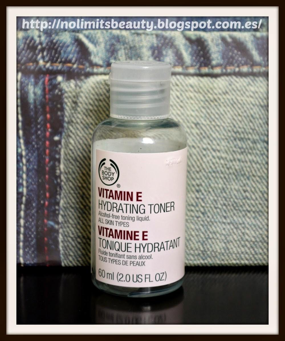 The Body Shop - Tónico Hidratante de Vitamina E