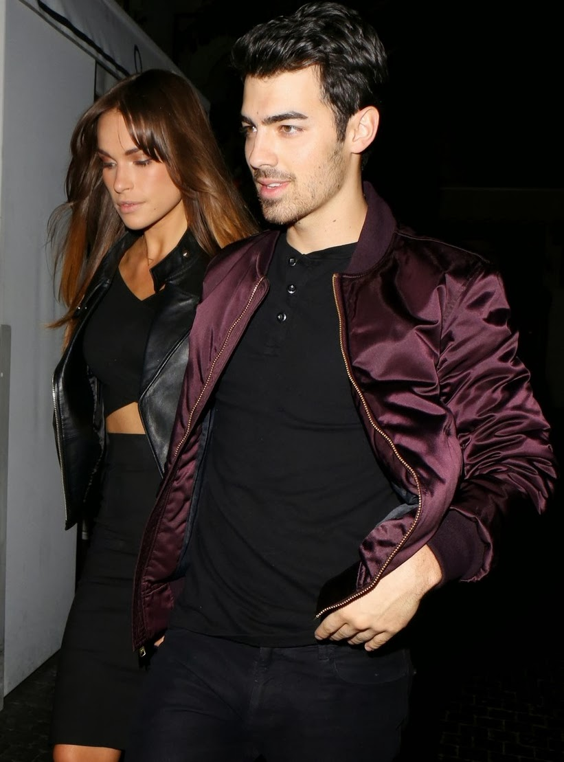 Joe jonas sex with girl