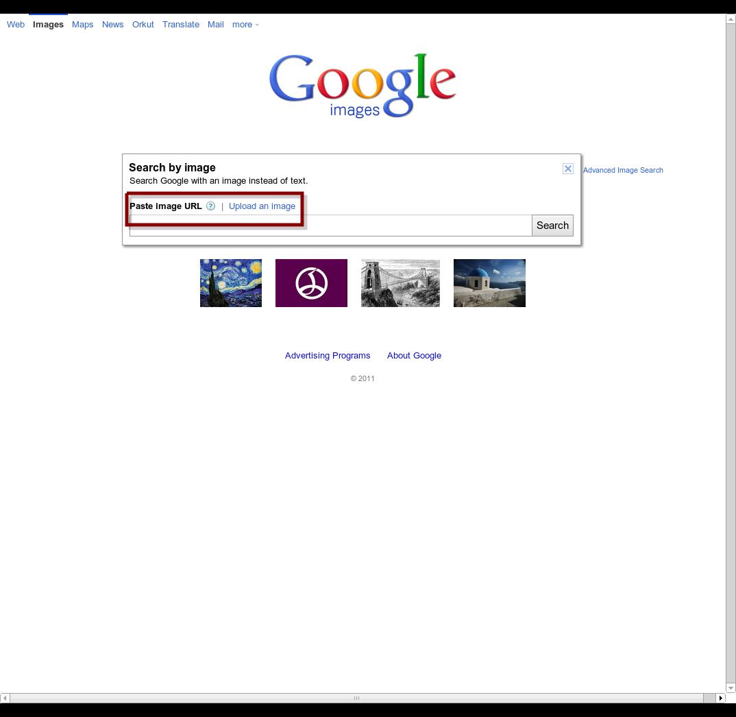 Reverse search photo google