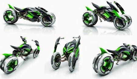 Prototype Kawasaki J