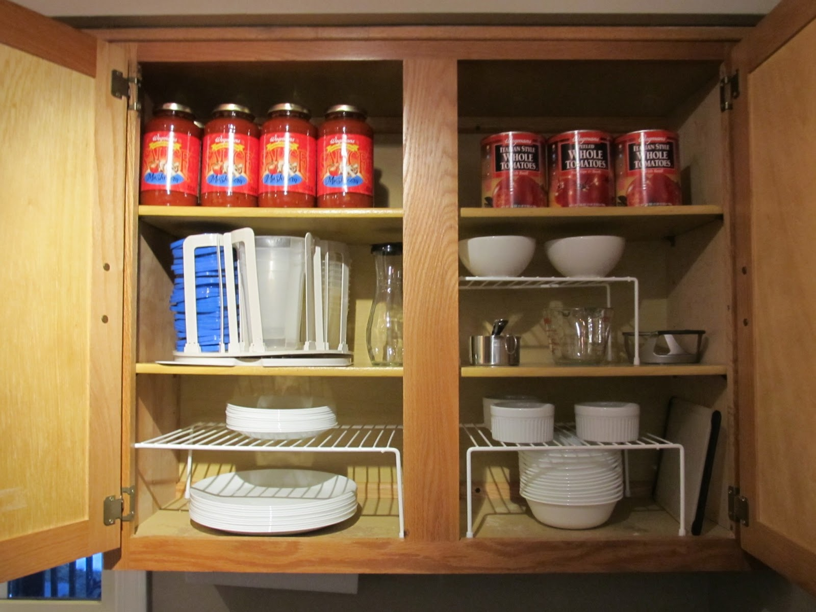Kitchen Cabinet Organizers Lowes
