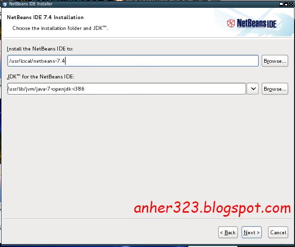 NetBeas Ide Instalation