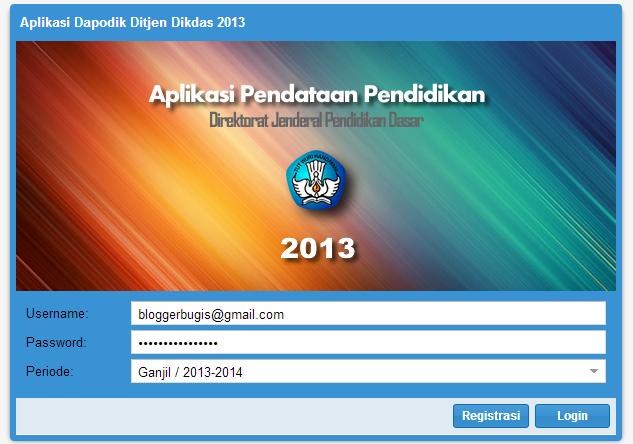 Cara Backup dan Restore Dapodikdas (Dapodik 2013) lengkap