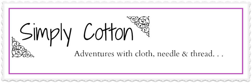 Simply Cotton-A Creative Connection Blog