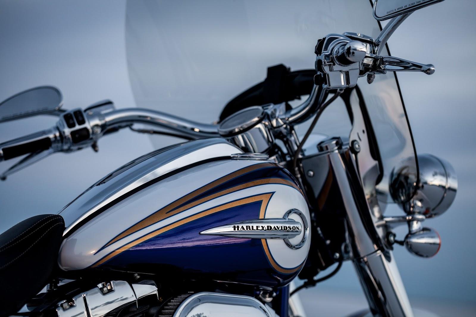 Harley-Davidson 2014 CVO Softail Deluxe