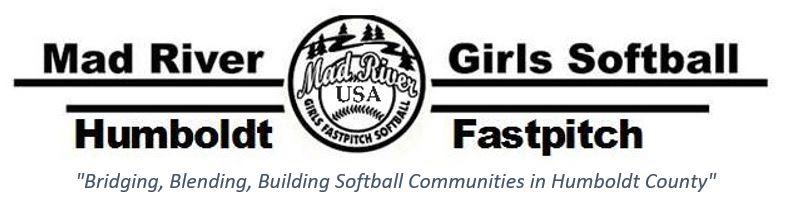 Mad River Girls Fastpitch Softball Association - Humboldt Fastpitch
