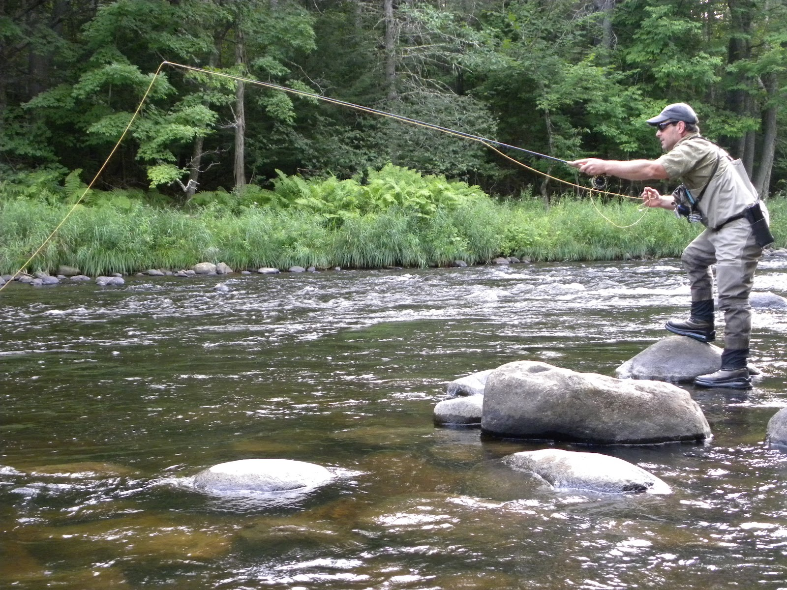 Fish the adirondacks annual 13th 2 fly contest for Adirondack fly fishing