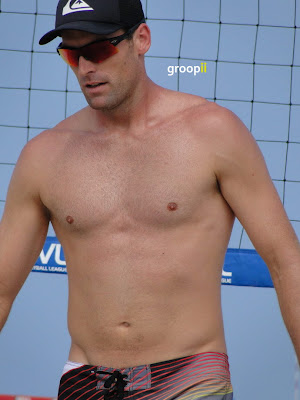 Matt Prosser Shirtless at the NVL Malibu 2011