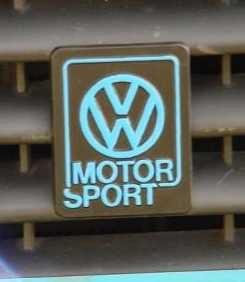 VW MOTORSPORT