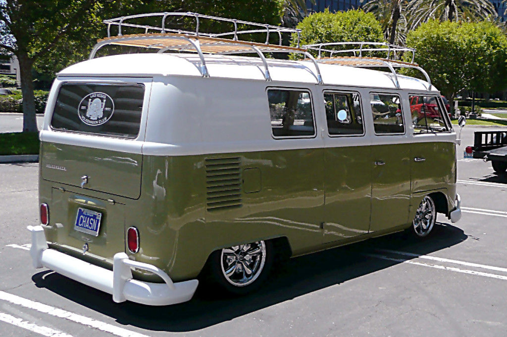 Re Colour Choice For VW Camper