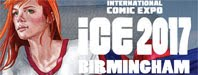 Next event, ICE2017, on September 9th...