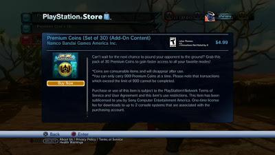 Tekken Revolution Coins - First Impression
