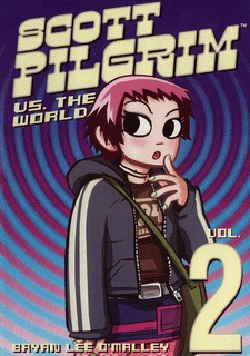 Scott Pilgrim Vs. The World Graphic Novel