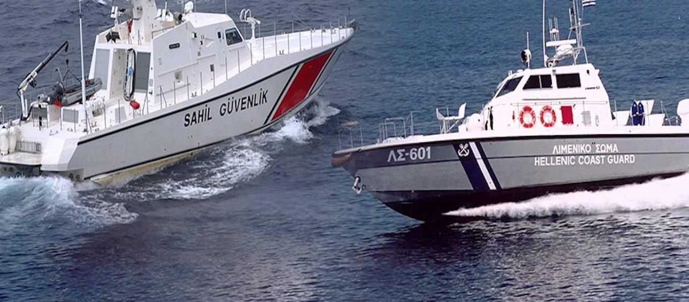 «Μίνι» ναυμαχία στην Καλόλιμνο: Τουρκικά σκάφη απείλησαν να βυθίσουν ελληνικό αλιευτικό