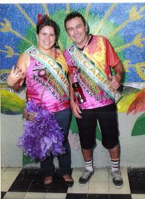 Curtindo o tetra tricolor no carnaval dos carnavais