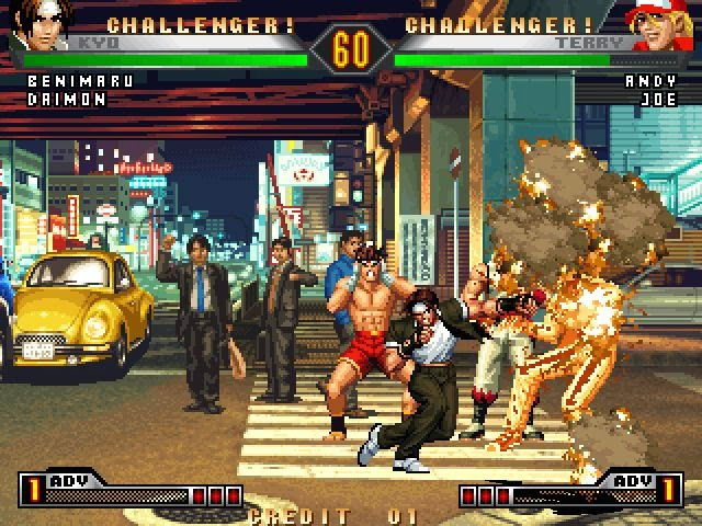 Download The King Of Fighters 98 Full RIP PC Game – 170MB