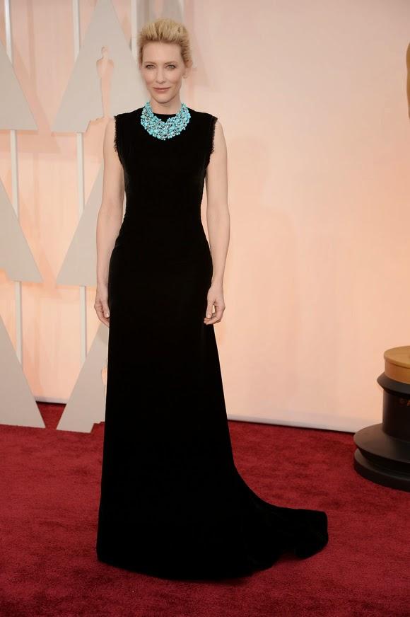 Cate Blanchett en los Oscar 2015