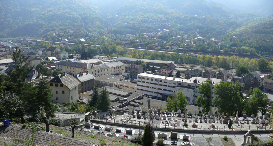 Coeur De Ville St Michel De Maurienne