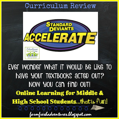 Online Homeschool Courses with Standard Deviant Accelearte: A Review