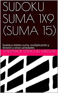 Sudoku Suma 1X9 (Suma 15)