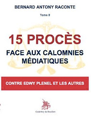 15 procès face aux calomnies médiatiques