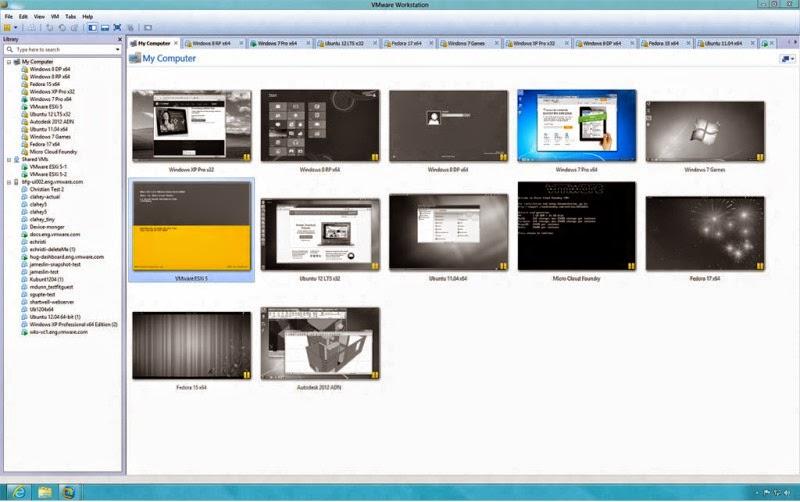 VMware Workstation 10.0.1 Full Version Free Download