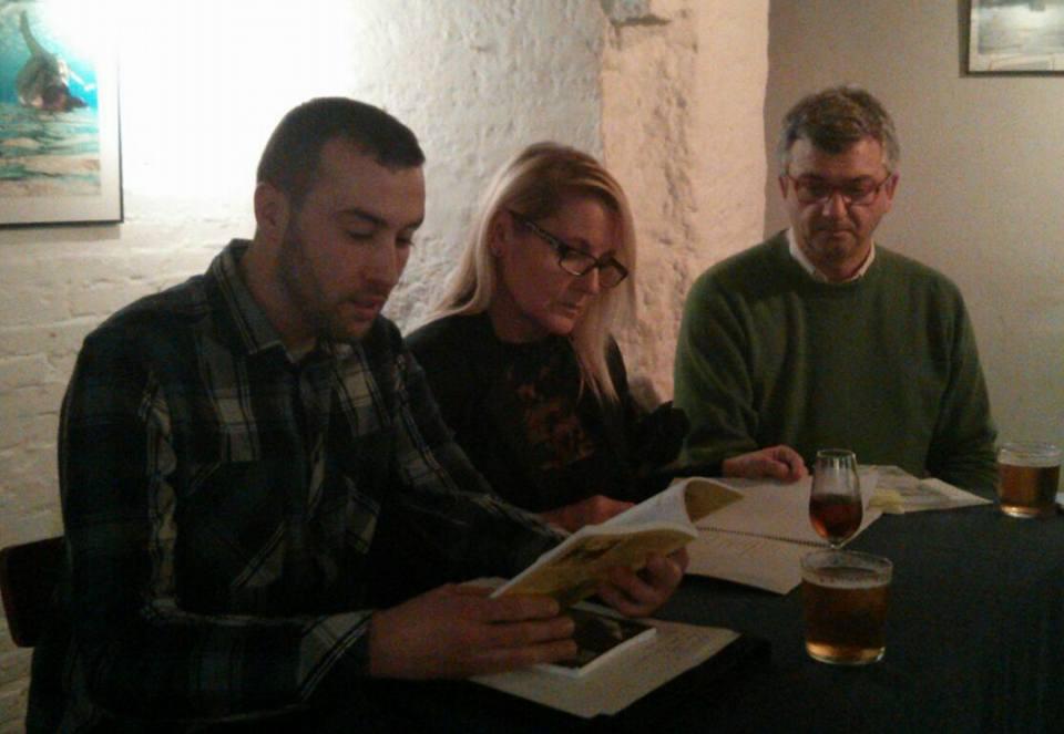 Recital en Sevilla (La carbonería)
