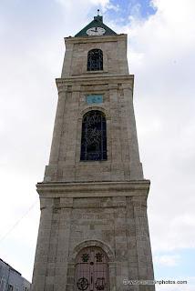 מגדל השעון ביפו העתיקה