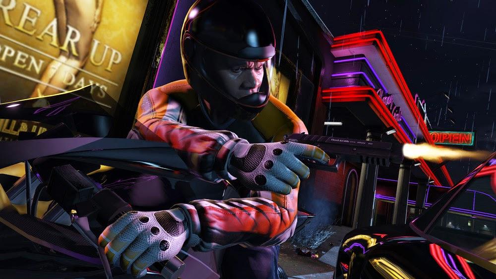 V - Novas Imagens do GTA V PC