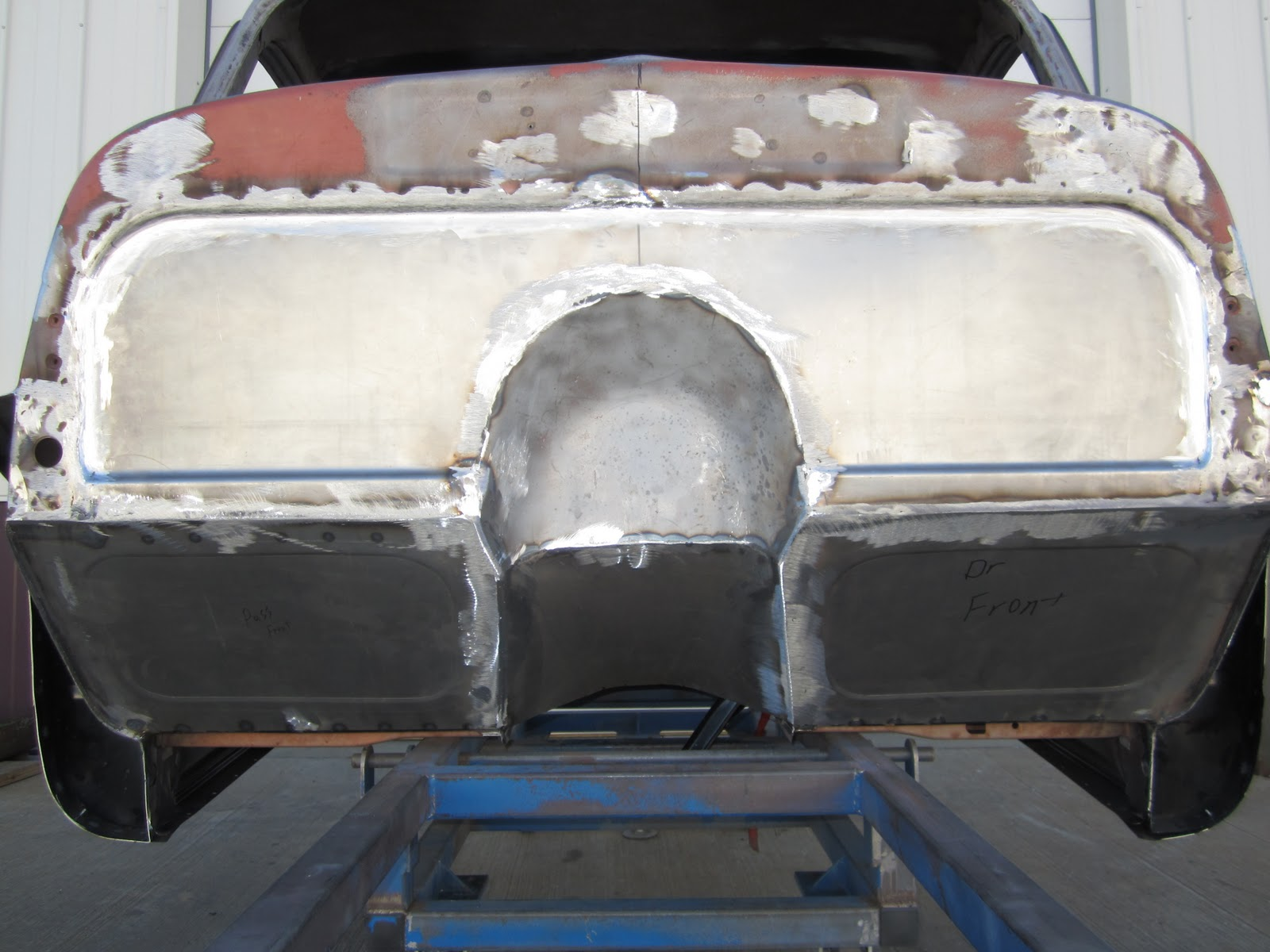 1954 Chevy 3100 Hot Rod Project