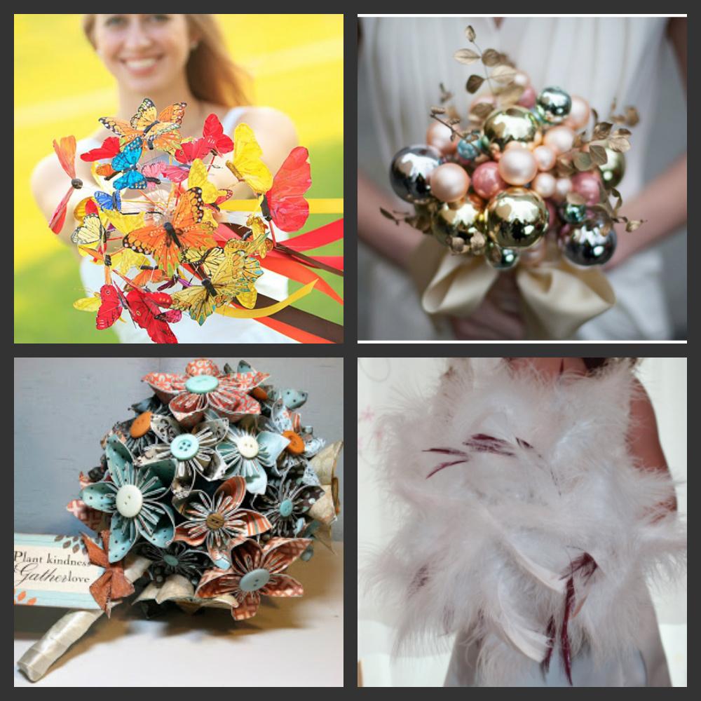 Weddings Are Fun Blog Non Flower Bouquet Ideas For Your Wedding