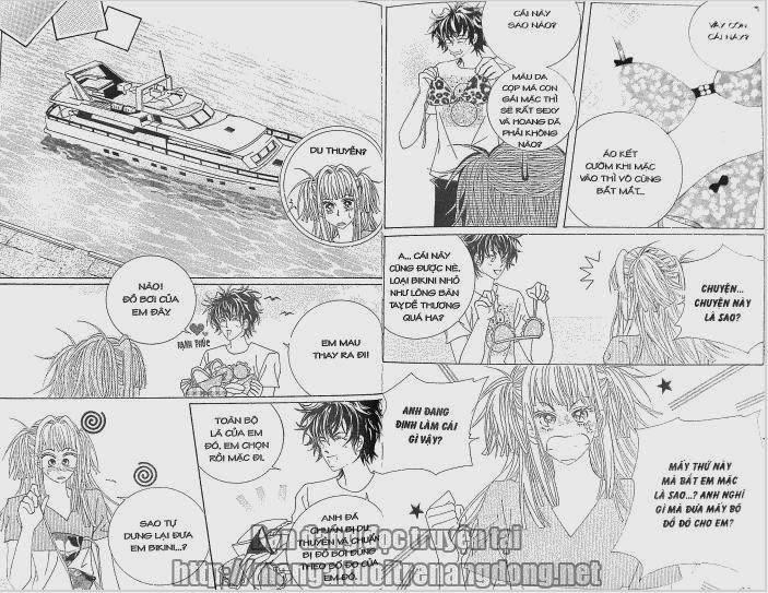 Viên đạn tình yêu chap 11 - Trang 46