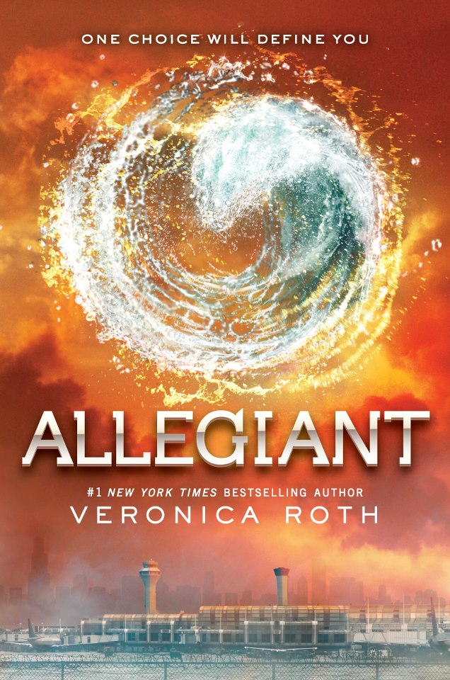 Allegiant (Divergent Trilogy, book 3) by Veronica Roth