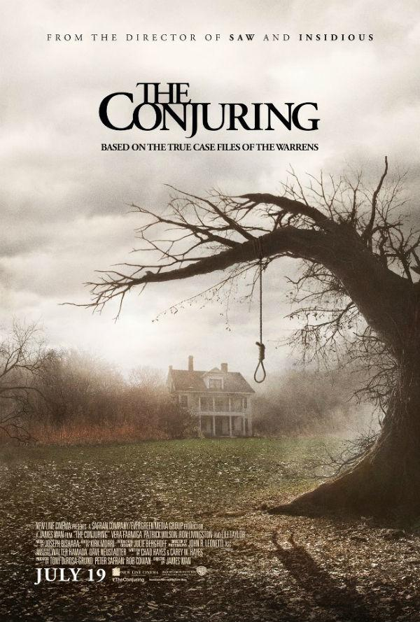Expediente Warren: The Conjuring (The Conjuring / The Warren Files) 2013