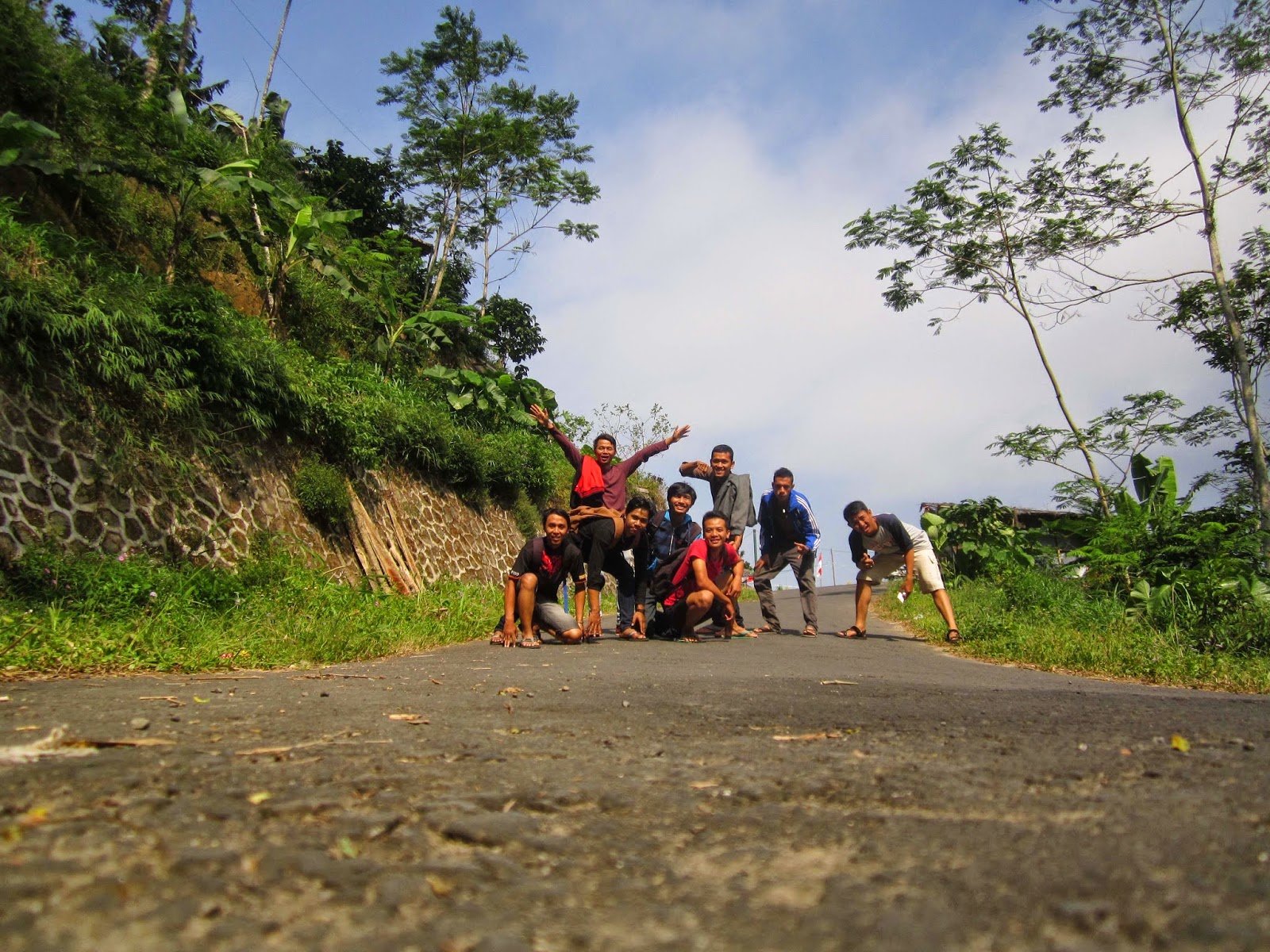Puncak Suroloyo Kulon Progo