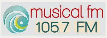 ouvir a Rádio Musical FM 105,7 São Paulo SP