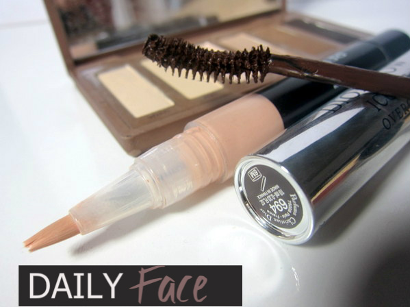 Urban Decay Naked Basics Palette, Revlon Photoready Eye Primer, Dior Diorshow Iconic Overcurl Mascara