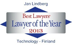 Lawyer of the year - Technology 2013