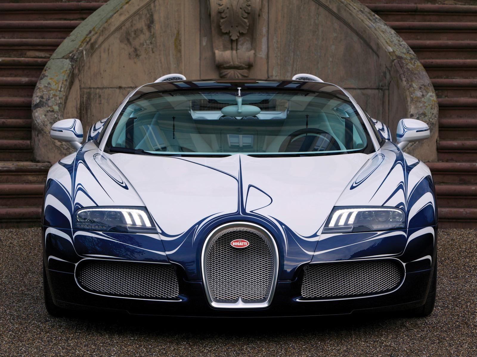 2011 Bugatti Veyron Grand Sport LOr Blanc   Auto Cars Concept