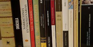 Año de publicación de libros