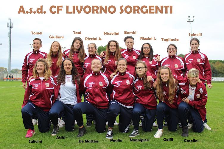 FLS - Femminile Livorno Sorgenti