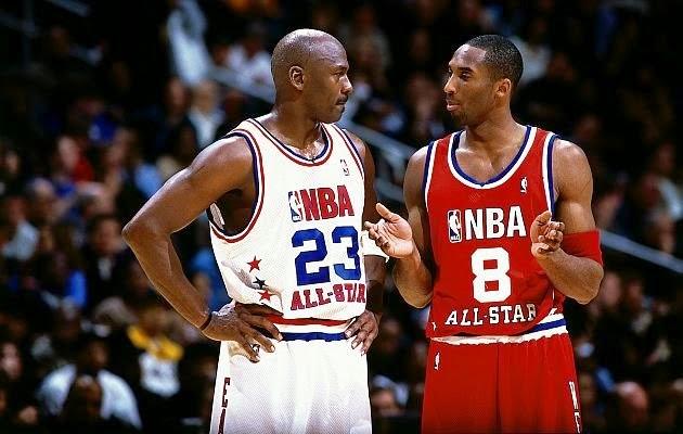 Kobe Bryant supera a Michael Jordan