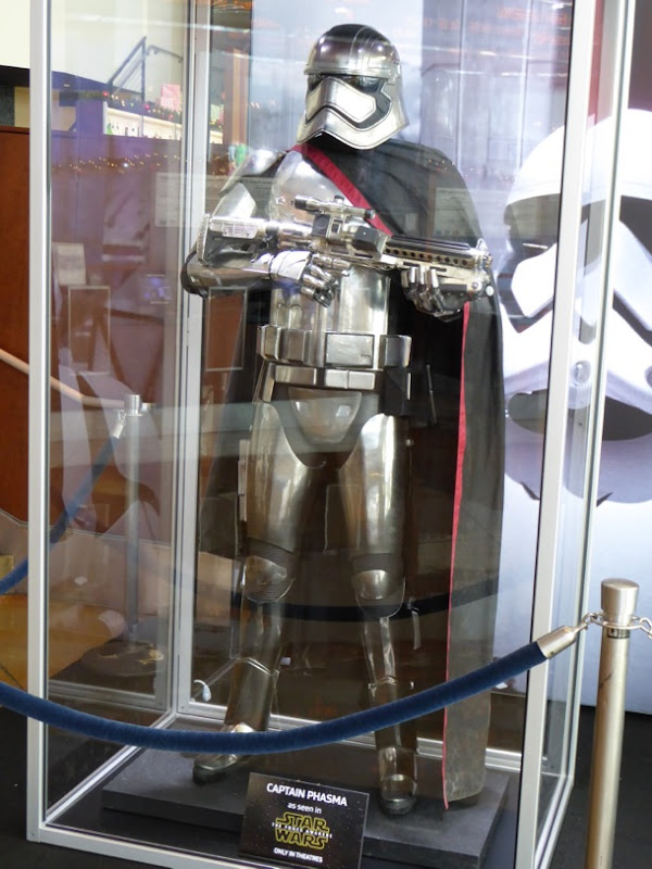 Star Wars Force Awakens Captain Phasma costume