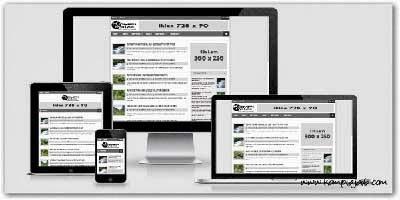 Template Free Responsive Valid HTML5 dan CSS3 Dengan Tampilan Elegan