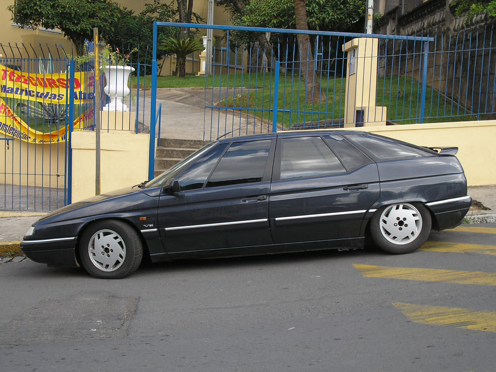 Takeyoshi images Citroen XM