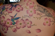 My Back Piece: 4th Sitting