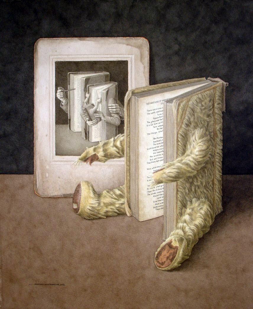Jonathan Wolstenholme - Books on Books Jonathan+Wolstenholme+books+on+books-014